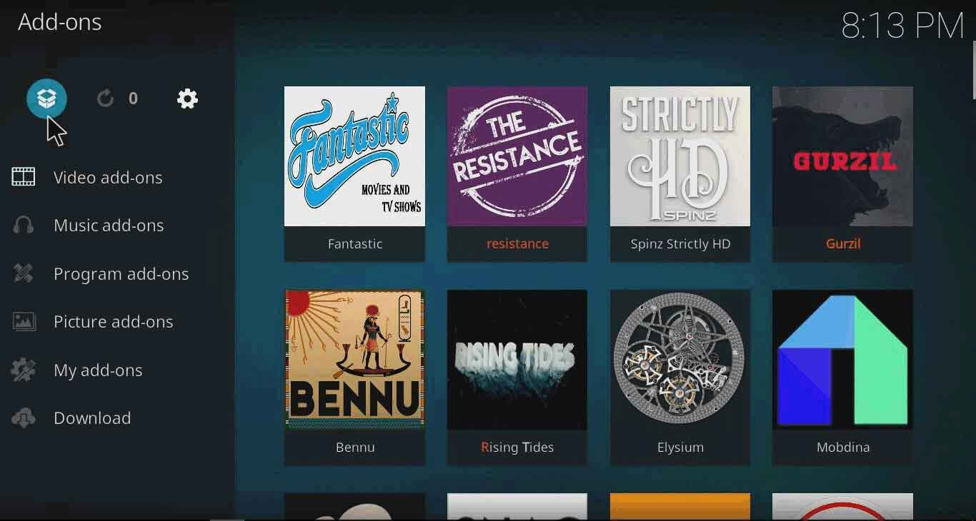 How to Install Supremacy on Kodi in Less Than 3 Minutes
