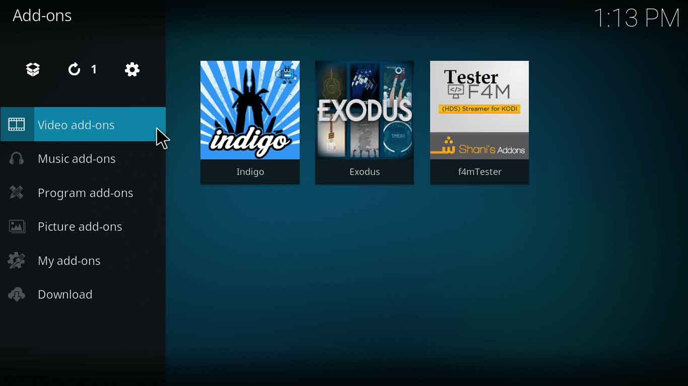 how to add covenant on kodi
