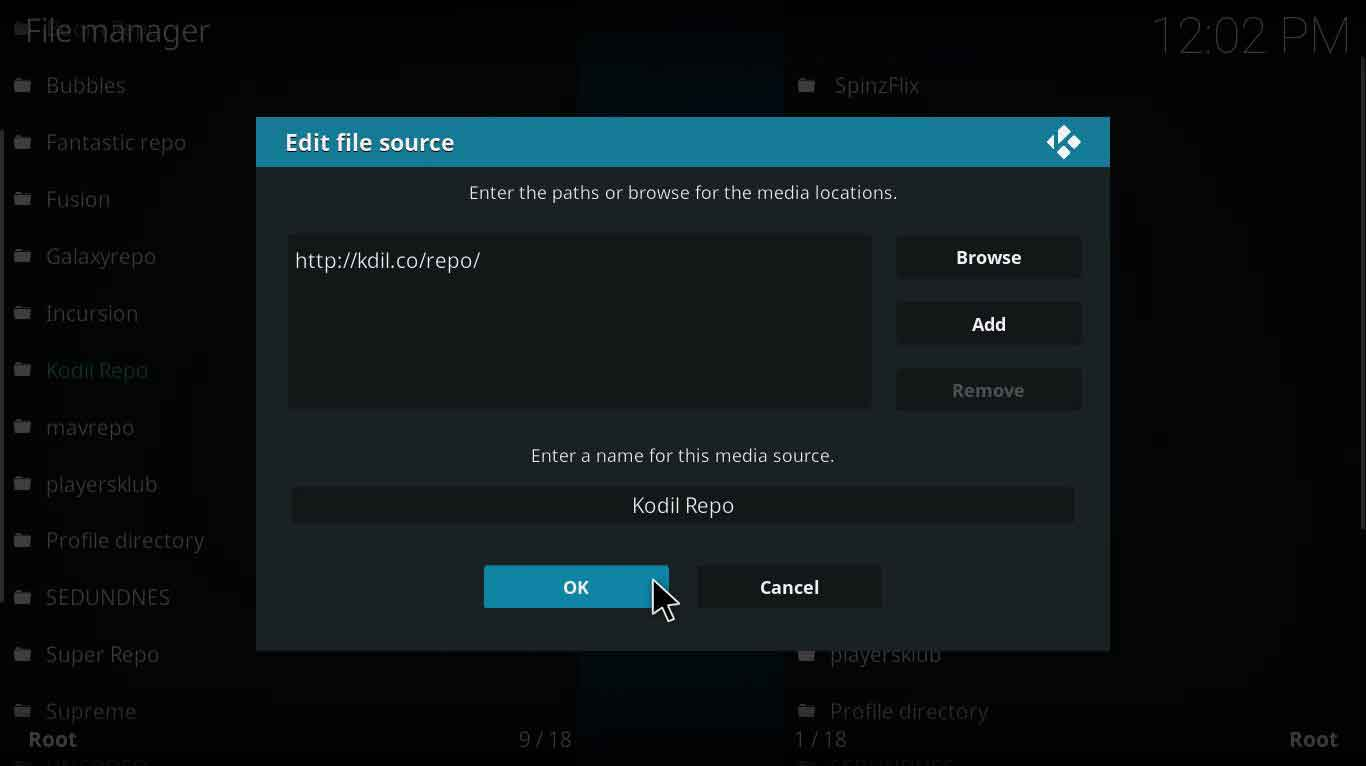 how to install exodus on kodi jarvis version 16 or higher
