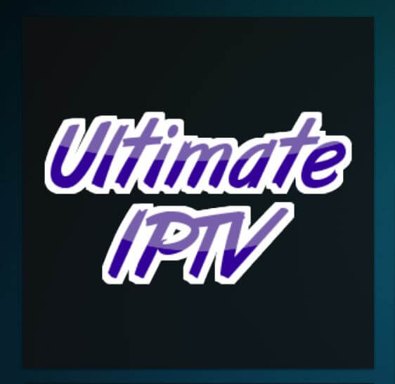 ultimate iptv kodi addon