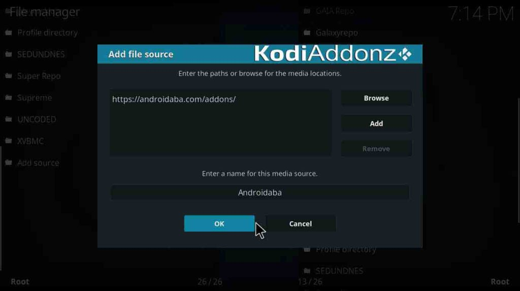 how to install exodus ita kodi on krypton version 17.6 or lower