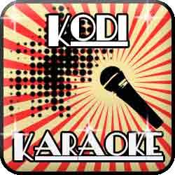 kodi karaoke addon
