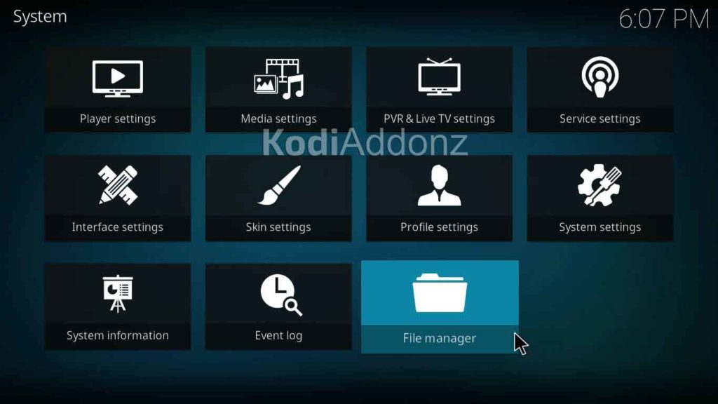 how to install placenta kodi